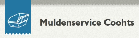 Muldenservice Coohts